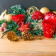 Christmas decoration — Stock Photo #35244225