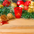 Christmas decoration — Stock Photo #35244263