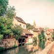 Stock Photo: Antique Village
