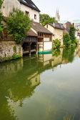Antique Village — Stock Photo