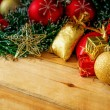 Old fashioned christmas decoration — Lizenzfreies Foto