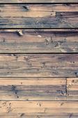 Старинные деревянные планки коричневый текстуры — Стоковое фото