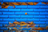 Old brick wall textures — Stock fotografie