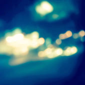 Defocused urban abstract — Stock Photo