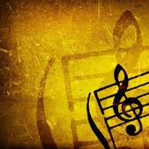 Grunge 的旋律 — 图库照片