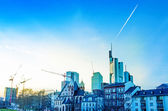 FRANKFURT, HESSE  — Stock Photo
