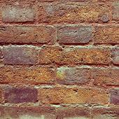 Staré cihlové zdi — Stock fotografie