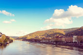 Old town of Heidelberg, Germany  — 图库照片