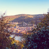 Old town of Heidelberg, Germany  — Stok fotoğraf