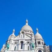 Iglesia del sacre-coeur de montmartre — Foto de Stock