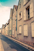 Beautiful view house in France — Stock Photo