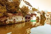 Antiga aldeia em frança — Foto Stock