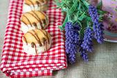 Cookies de chocolate — Foto Stock