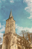 Antique church building — Stock Photo