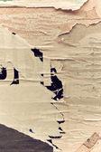 老海报 grunge 纹理 — 图库照片