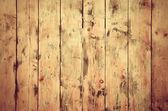 Texture de planche de bois vintage brun — Photo