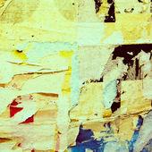 Viejo texturas grunge de carteles — Foto de Stock