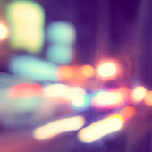 Artistic style - Defocused urban abstract texture — Stock Photo