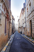 Old town in bordeaux city — Stock Photo
