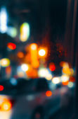 Background with bokeh — Stock Photo
