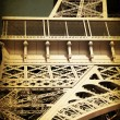 Постер, плакат: Vintage Eiffel Tower