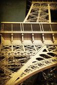 Vintage Eiffel Tower — Stock Photo