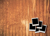 Vintage instant photo — Stock Photo