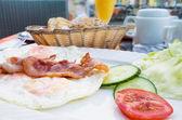 Prepared Egg — Stock Photo
