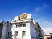 Edificio de la secesión de viena se formó en 1897 — Foto de Stock