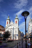 Vienna old town main street — Stock Photo