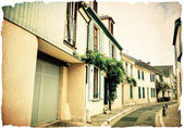 Ouderwetse gebouw in europa — Stockfoto
