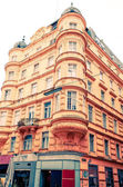 Viennese Classical style building — Stock Photo