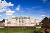 Schoenbrunn Palace, a UNESCO World Heritage Site in Vienna — Photo