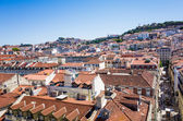 Old Town Lisbon — Stock Photo