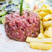 Surowej wołowiny — Zdjęcie stockowe