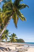 Tropical beach landscape — Stock Photo