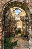 Koloniale ruïne — Stockfoto