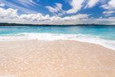 тропический красивый вид на море — Стоковое фото