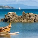 Seascape near Nosy Be island — Stock Photo #28735727