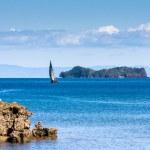 Seascape near Nosy Be island — Stock Photo