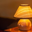 Bedside lamp — Stock Photo #37081235