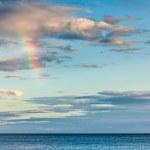Tropical rainbow — Stock Photo #37081711