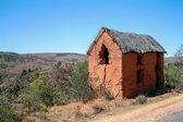 Casa de adobe — Foto de Stock