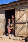 Sakalava children — Stock Photo