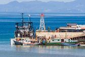 Port of Nosy Be, Madagascar — Stock Photo