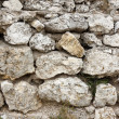 Royalty-Free Stock Photo: Limestones wall