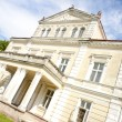 Old Palace of Raczynski in Zloty Potok - Poland — Stock Photo