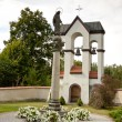 Stock Photo: Figure - Mother of God in Lesniow, Poland