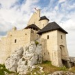 Bobolice castle. — Stock Photo