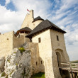 Bobolice castle. Polnad, Silesia. — Stock Photo